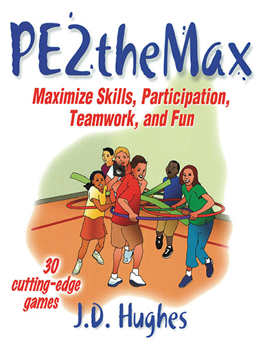 PE2theMax 1 Cover Image