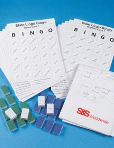 State Lingo Bingo Image